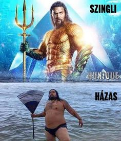 33 Funniest Memes and Pic to Get Your Laugh On ~ nailed it Aquaman Jason Momoa Funny Cute, Really Funny, Funny Stuff, Weed Funny, Funny Things, Memes Humor, Dc Memes, Humor Videos, Hilarious Pictures