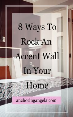Accent Wall | Paint | Wallpaper | Home Renovation | Home finishes | Painting Tips