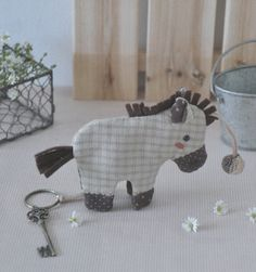 Pony key cover coverring holder