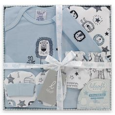 Baby Gift Sets, Baby Gifts, Shower Gifts, Baby Bodysuit, Mittens, Unique Gifts, Bb, Outfit, Kids