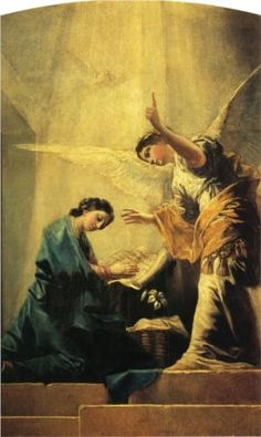 La Anunciación  - Francisco de Goya