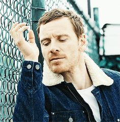 Michael Fassbender  by Bruce Weber for the New York Times Magazine