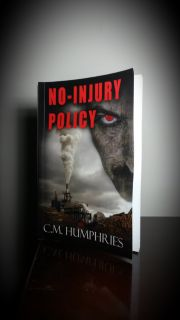 No-Injury Policy explores the dark depths of human nature. *Use Code JULYSHIP at checkout for Free Shipping on orders $10+ (thru 07/30/15).*