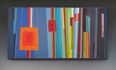 Morgan Madison Glass Studio :: Wall Panels