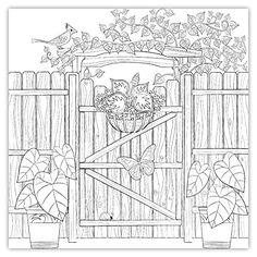 Amazon.com: Home Sweet Home: Un libro fabricadas a mano para colorear adulto (9780996599818): Steve Duffendack: Libros