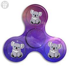 Cute Australia Koala Bear Fidget Spinner Toys Hand Spinner Tri-fidget Spinners Stress Reducer - Fidget spinner (*Amazon Partner-Link)