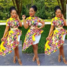 latest ankara styles 2019 for Trending Ankara styles you should be roc… – Nederland mode African Fashion Ankara, Ghanaian Fashion, Latest African Fashion Dresses, African Dresses For Women, African Print Dresses, African Print Fashion, African Attire, African Wear, African Prints