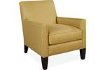 Lee Industries - Chair 5099-01 CHAIR OVERALL  W29D35H33 INSIDE  W21D22H20   SEAT HT  18 ARM HT  24 BACK RAIL HT  33