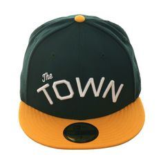 Exclusive New Era 59Fifty Golden State Warriors  The Town  Hat - 2T Green 872d7e6fbea6