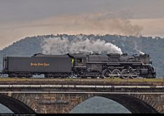 RailPictures.Net Photo: 765 Nickel Plate Road Steam 2-8-4 at Harrisburg, Pennsylvania by R.Clayton