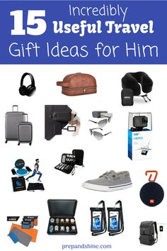 Are you prepped for this Father's day? Here are 15 Father's Day Gift Ideas for Travel Dads Gifts For Husband, Fathers Day Gifts, Diy Gifts, Best Gifts, Beard Oil And Balm, Gift Guide For Him, Unique Gifts For Men, Perfect Christmas Gifts, Christmas Presents