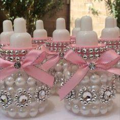 Wonderful Diamonds U0026 Pearls Baby Shower Decor
