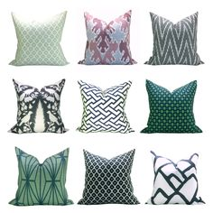 Designer Pillow Giveaway!