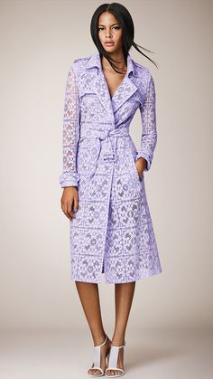 Burberry Prorsum Womenswear Spring/Summer 2014