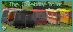 Decorative Trailers for The Sims 2 (TS2)