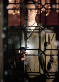 Mycroft. Caring is not an advantage...but it makes people sad :(