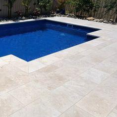 Pool Paving, Swimming Pool Tiles, Swimming Pools Backyard, Pool Decks, Swimming Pool Lights, Lap Pools, Indoor Pools, Backyard Pool Landscaping, Backyard Pool Designs