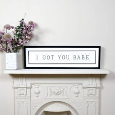Framed Letters, Framed Wall Art, Vintage Playing Cards, Vintage Cards, Box Frames, Frames On Wall, I Got You Babe, Personalised Frames, Fun Signs
