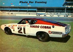 Cale Yarborough Torino Cobra 1969