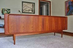 Early-Mid-Century-Danish-Modern-Bernhard-Pedersen-and-Son-Teak-Credenza