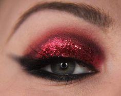 Makeup your Jangsara: Tutorial: Red Heart