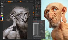 Tip 5: Exporting hair guides from ZBrush into 3ds Max