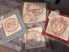 stamped and stitched Iron Orchid Designs, Curiosity Shop, Facebook Sign Up, Upcycle, Stamp, Invitations, Stitch, Create, Projects