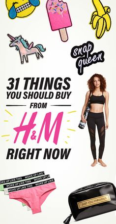 31 Things You Should Buy From H&M Right Now