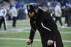 Earl Thomas in attendance to support his brothers versus Detroit...