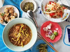 Headed to Chiang Mai? Don't Miss the Stellar Khao Soi at Lamduon Fahrm