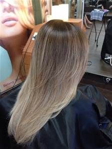 Light Brown To Ash Blonde Ombre - Yahoo Image Search results