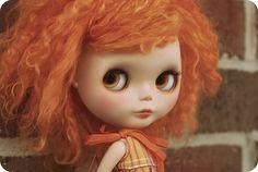 it  is a cute  doll