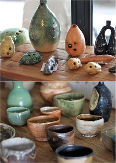 Geoff Tjakra ceramics
