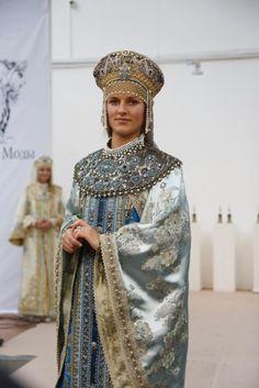 Russian women's national costume