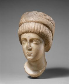 Head of Empress Flaccilla  ca. 380-390