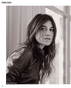 """Charlotte to New York"" Charlotte Gainsbourg for Marie Claire France June 2015 Charlotte Gainsbourg, Serge Gainsbourg, Gainsbourg Birkin, Jane Birkin, Kate Barry, Marie Claire France, Best Actress Award, Cinema Tv, Lou Doillon"