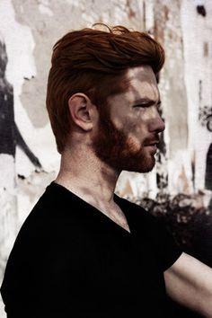 #ginger #men  Uploaded by user