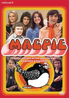 magpie dvd front cover