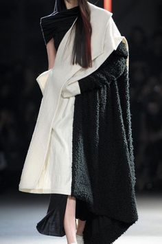Yohji Yamamoto A/W 2012