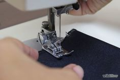Image titled Use a Sewing Machine Step 23
