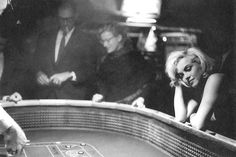 Marilyn in Vegas.