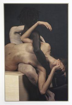 Matthew Stone Photograph on wood panel #art #contemporaryart // FLAT 128