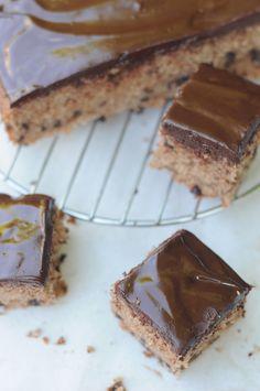 Photos of cinnamon cake squares