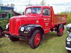 1953  Morris Commercial LC4 .. 4196cc petrol engine ..