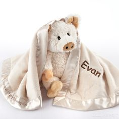 Blankets & Throws Douglas Baby Brown Bunny Rabbit Baby Security Blanket Lovie Lovey Thumbie Refreshing And Beneficial To The Eyes Baby