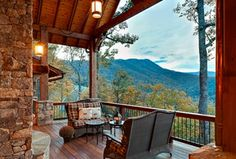 Beautiful Rustic Porch Design Ideas and Photos - Zillow Digs