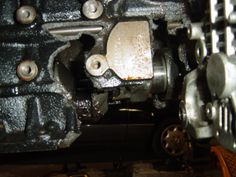 Nissan Skyline GT-R s in the USA Blog: RB26 Oiling : Oil Pumps : Oil Restrictors : Oil Pa...