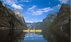 Norwegian Fjords Kayaking and Hiking with REI Adventures - Adventure Travel Trips from REI Adventures