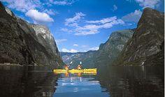 Norwegian Fjords Kayaking and Hiking