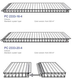 how to install polycarbonate wall - Google Search